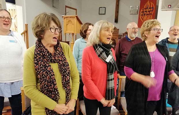 The Three Spires Community Choir