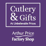 Arthur Price Cutlery & Gifts