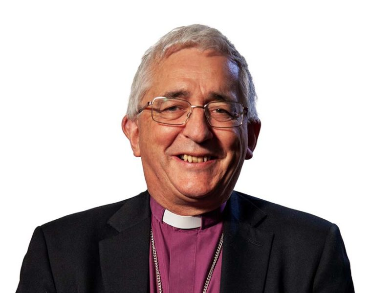 The Right Revd Dr Michael Ipgrave, Bishop of Lichfield