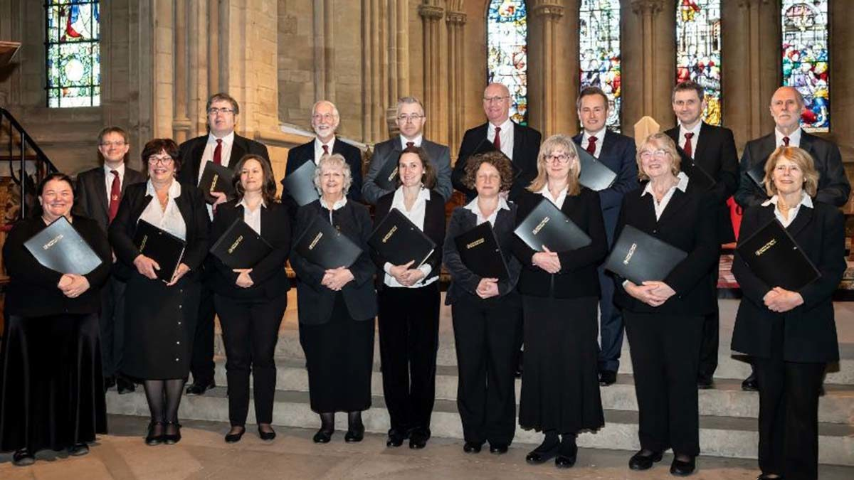 Lichfield Cathedral Chamber Choir