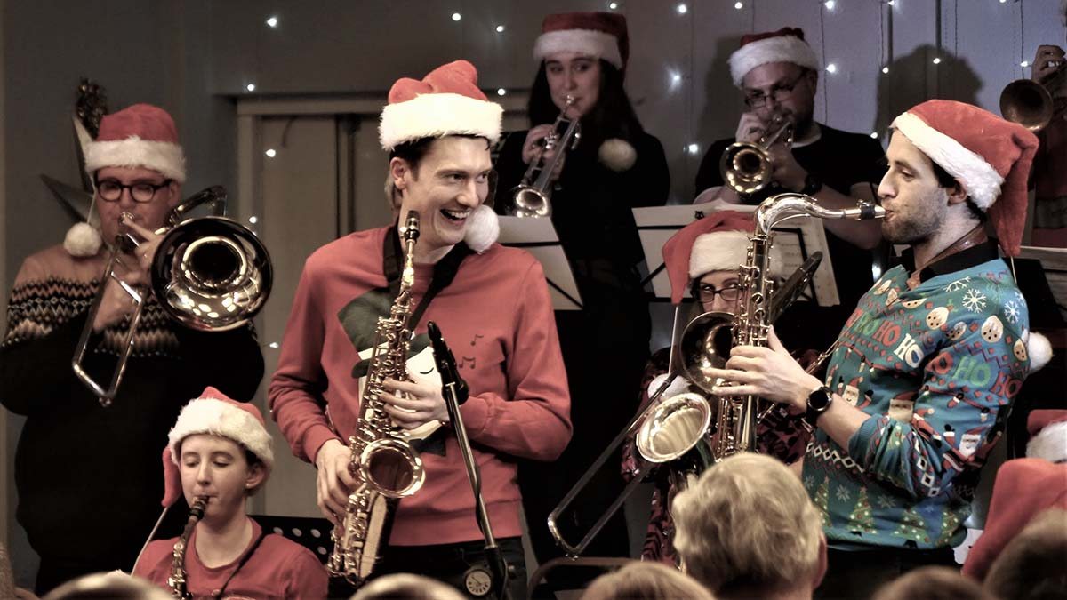 The Lichfield Jazz Christmas Special