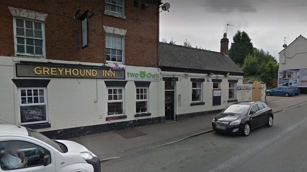 The Greyhound in Lichfield. Picture: Google Streetview