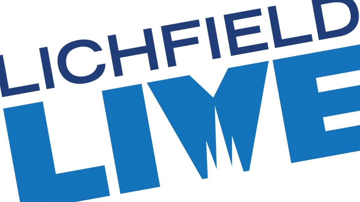 Lichfield Live logo