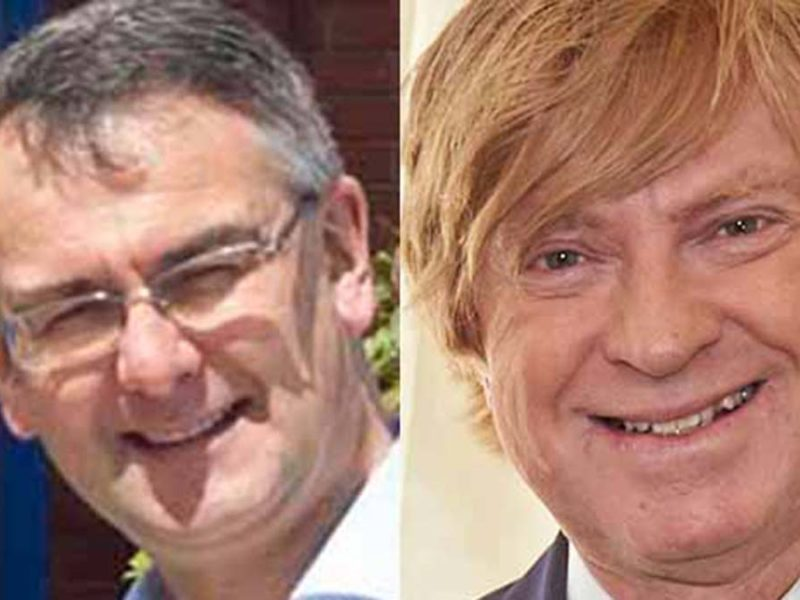Paul Ray and Michael Fabricant
