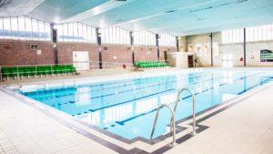 Friary Grange Leisure Centre's pool
