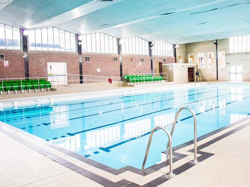 Friary Grange Leisure Centre's pool