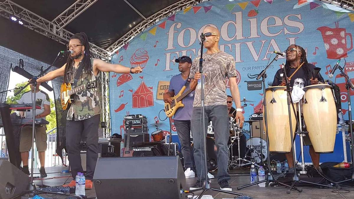 The Global Reggae Band