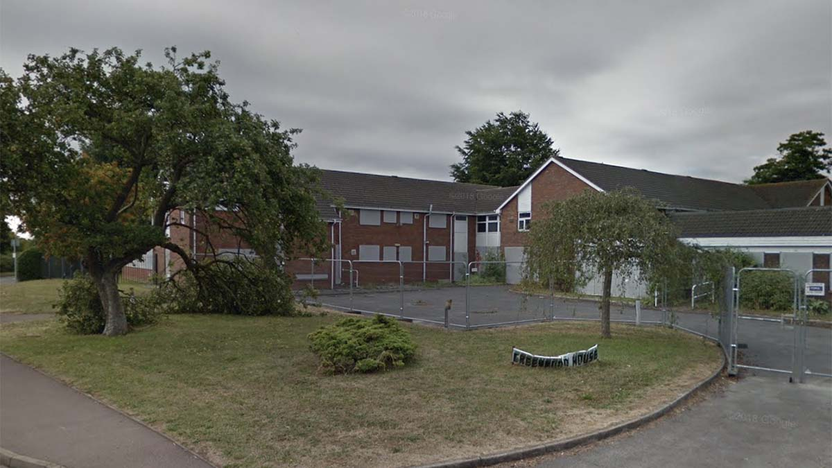 The former Greenwood House site. Picture: Google Streetview
