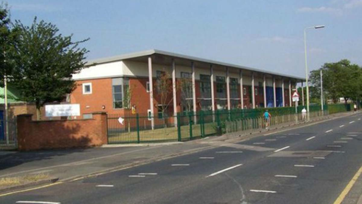 Chase Terrace Academy. Picture: Google Streetview