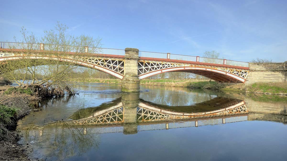 Chetwynd Bridge. Picture: Bs0u10e01