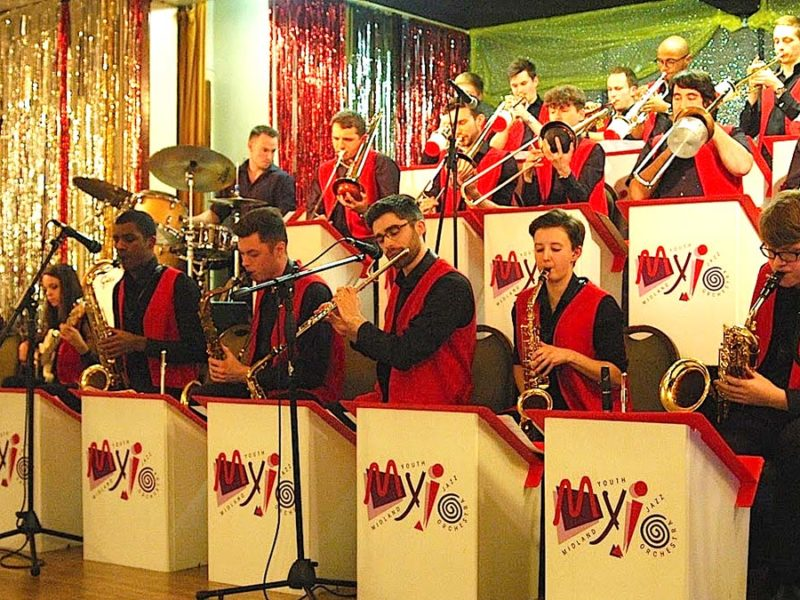 Midlands Youth Jazz Orchestra
