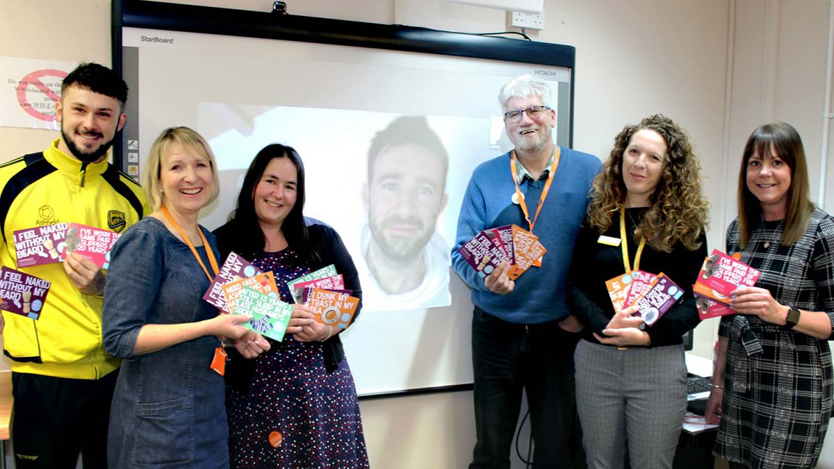 Members of the My Wishes steering group