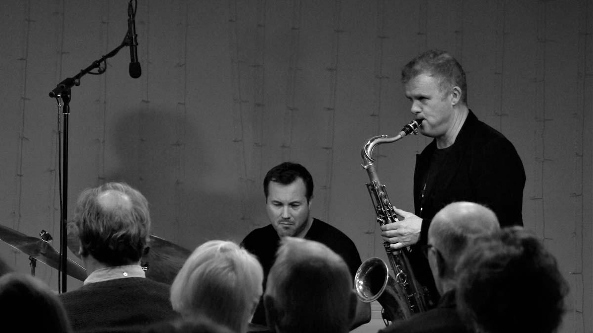 The Iain Ballamy Quartet