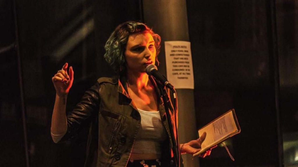 Poet Emily Rose Galvin