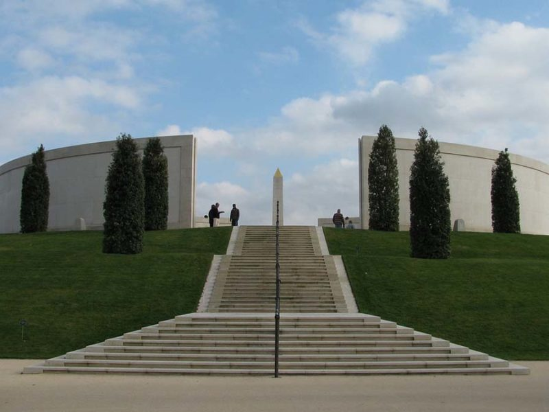 The National Memorial Arboretum