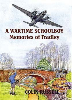 The cover of Colin Russell's book