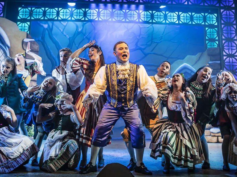 The Lichfield Garrick pantomime