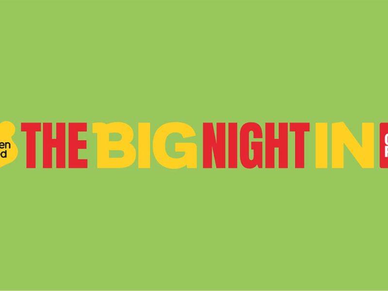 The Big Night In logo