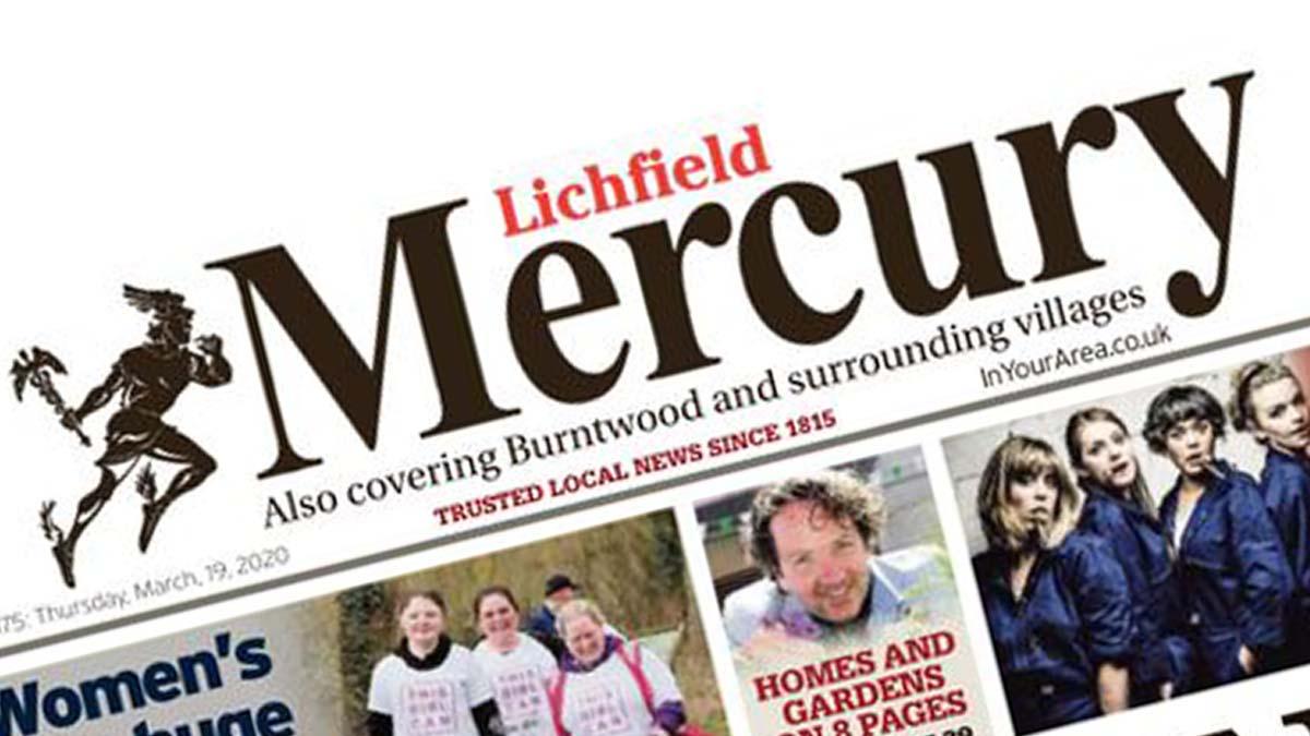 Lichfield Mercury