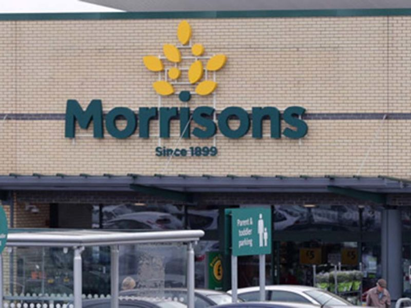 Morrisons Burntwood store