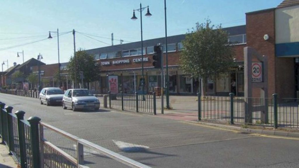 Sankey's Corner in Burntwood