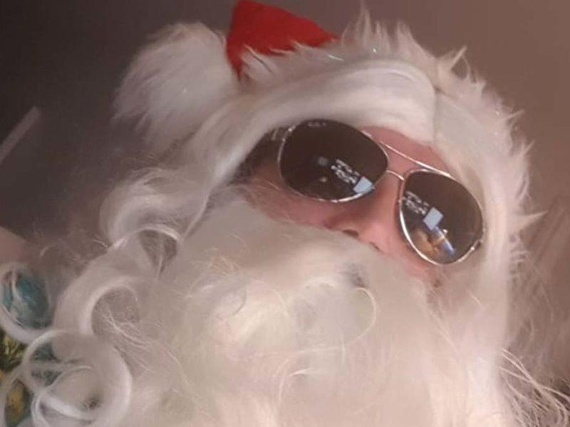 Lichfield Round Table's Santa