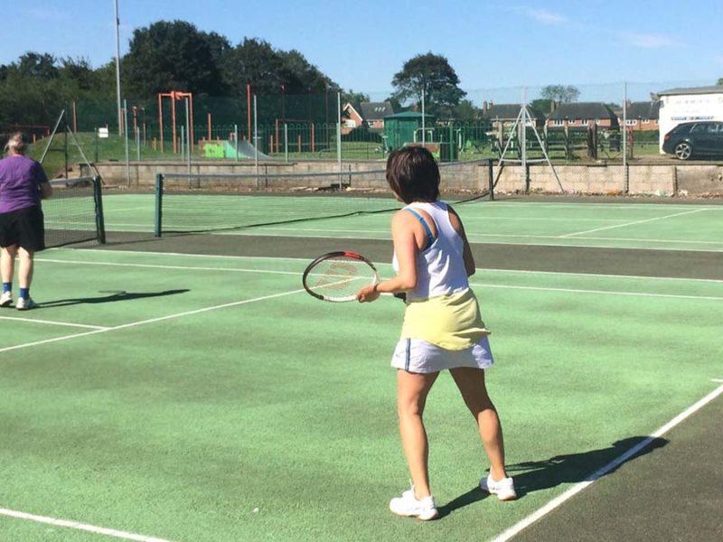 Shenstone Tennis Club