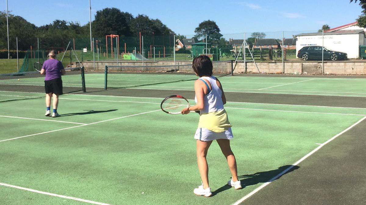Shenstone Tennis Club