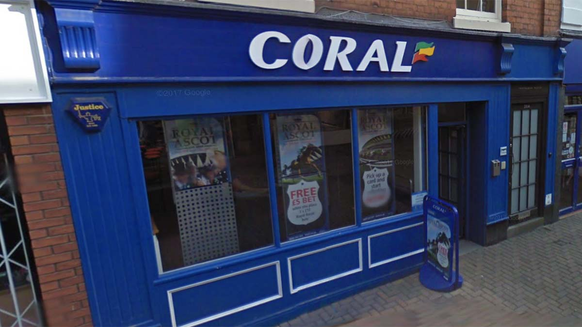 The former Coral store on Market Street. Picture: Google Streetview