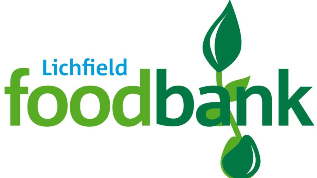 Lichfield Food Bank logo