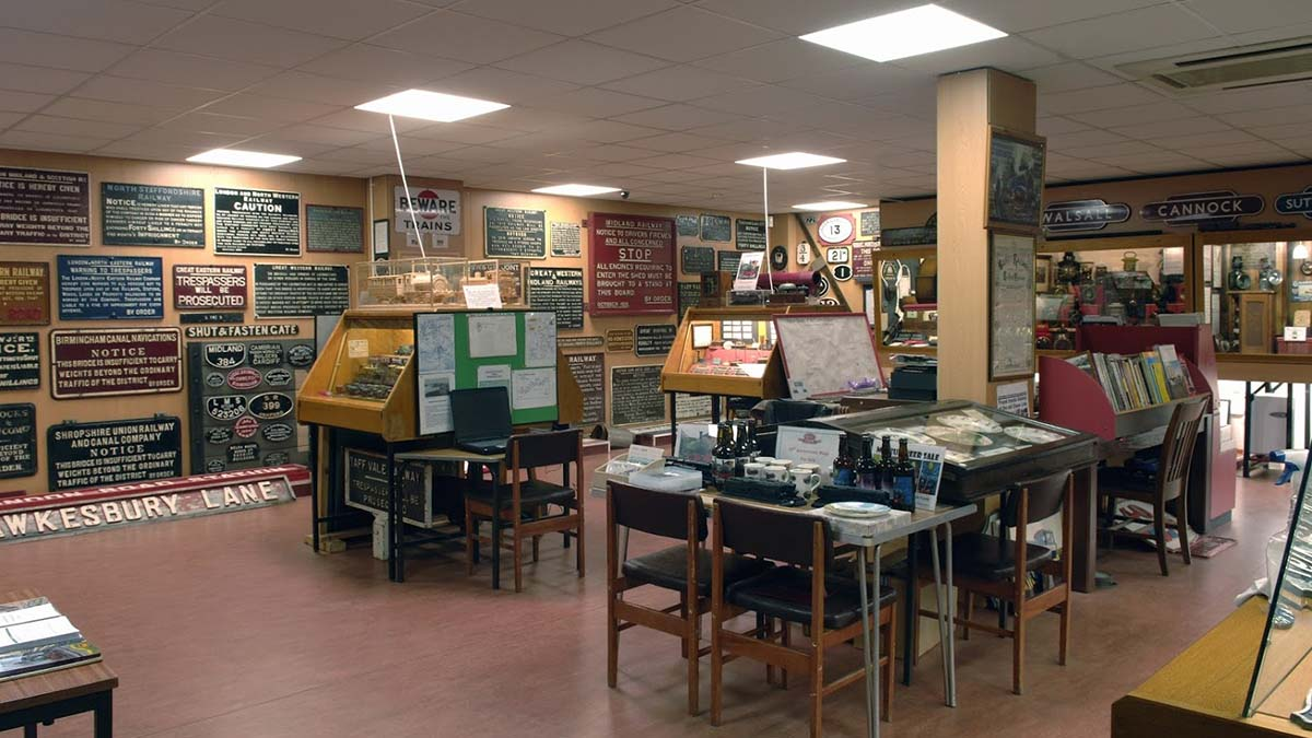 Picture: Chasewater Railway Museum