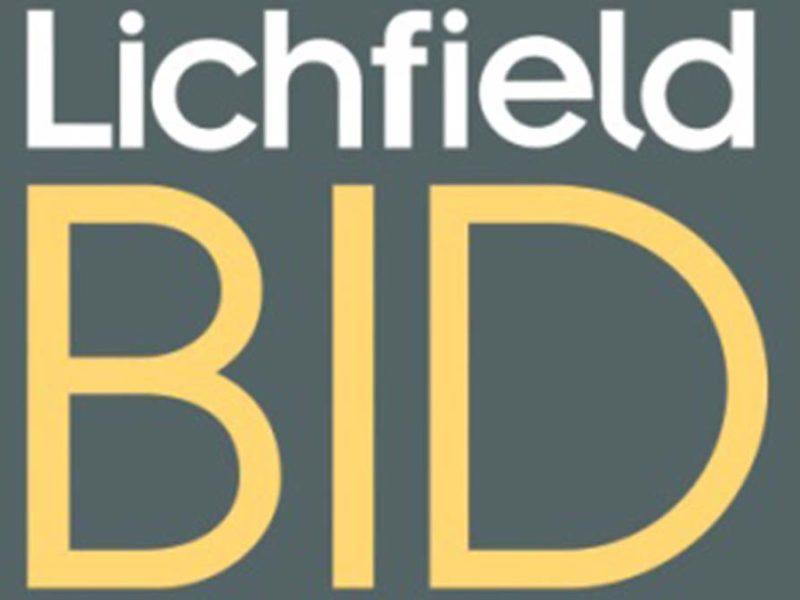 Lichfield BID logo