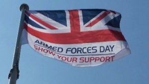 Lichfield and Burntwood residents asked to salute in support of Armed Forces Day
