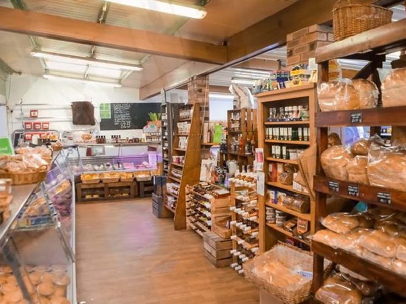 The Bradshaw Brothers farm shop
