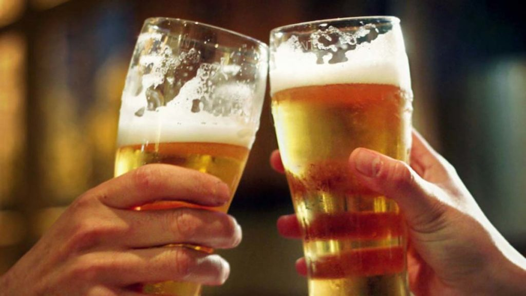 Pints of beer. Picture: U3144362