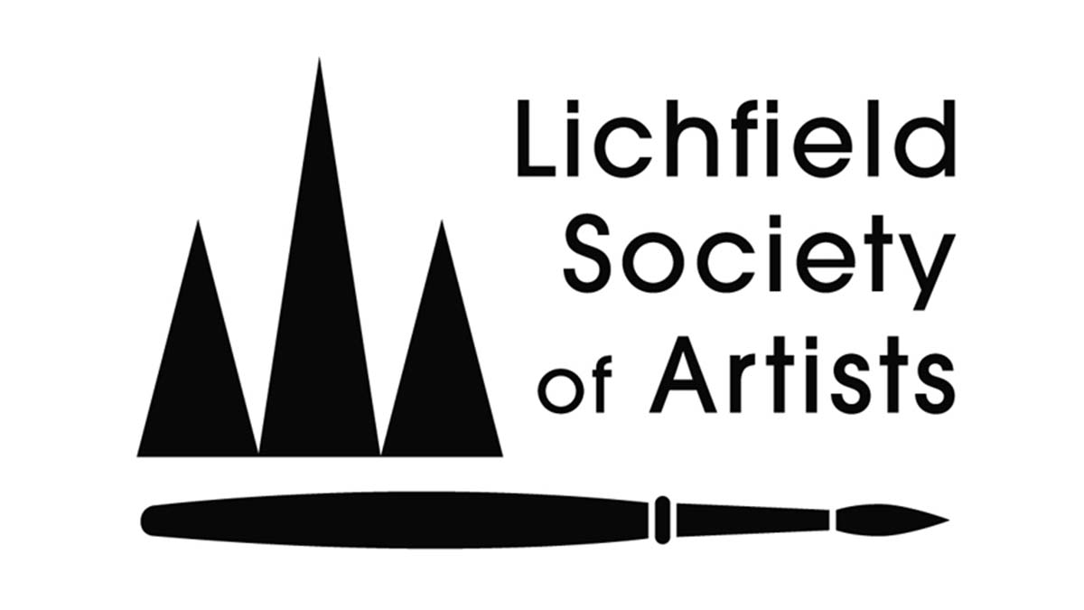 Lichfield Society of Artists logo