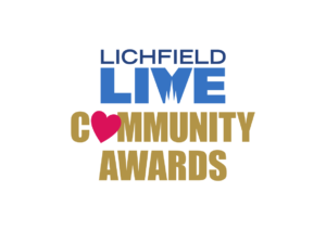 Logo of the Lichfield Live Community Awards
