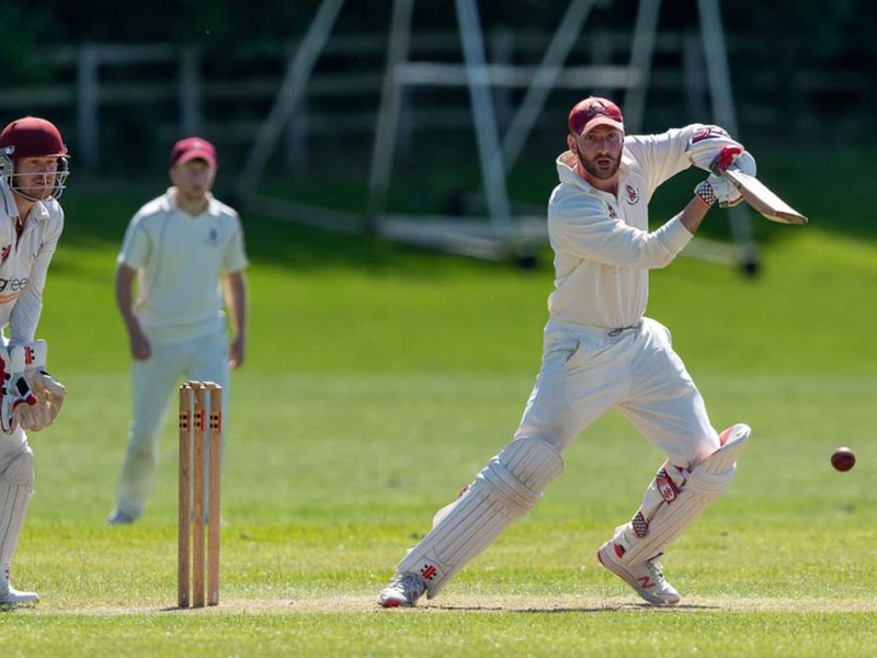 Lichfield Cricket Club return to action. Picture: Nigel Parker/format94