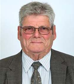 Cllr Bernard Brown