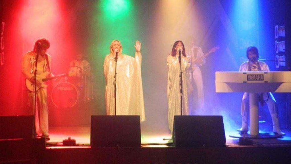The Abba Reunion Tribute Show