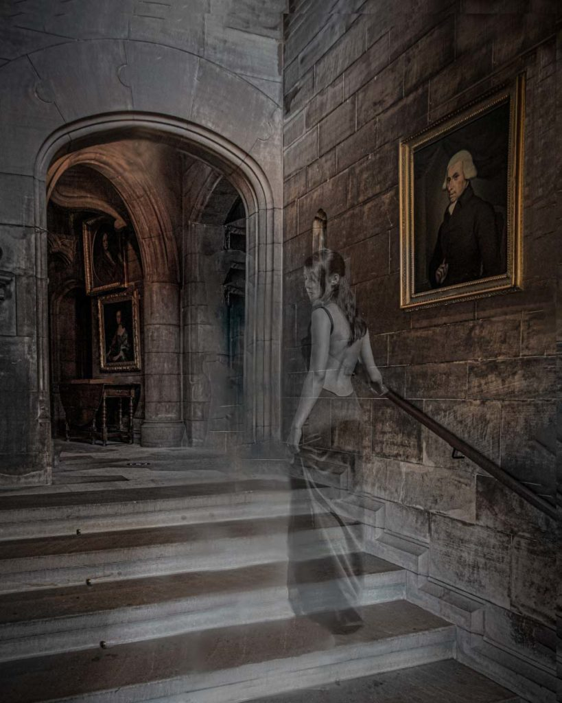 Bamburgh Ghost - Dean Borgazzi