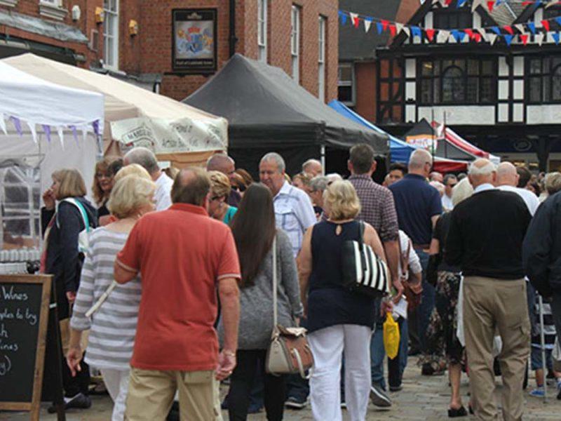 Lichfield Food Festival