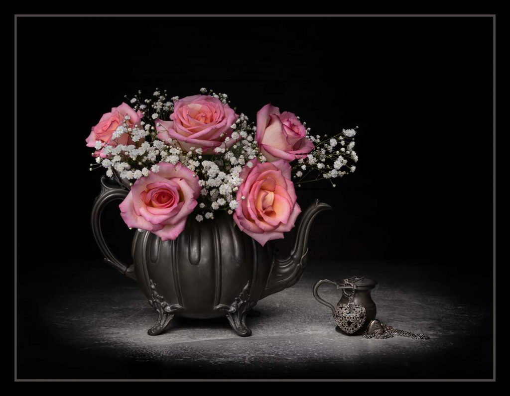 Old Fashioned Hearts and Flowers - Anne Anderson