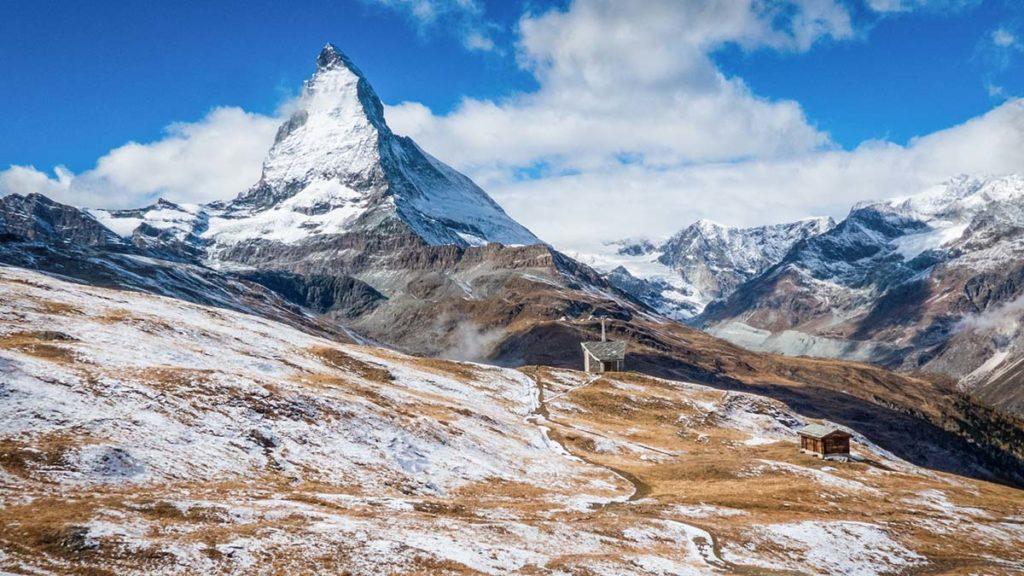 The Matterhorn - Sandra Morgan