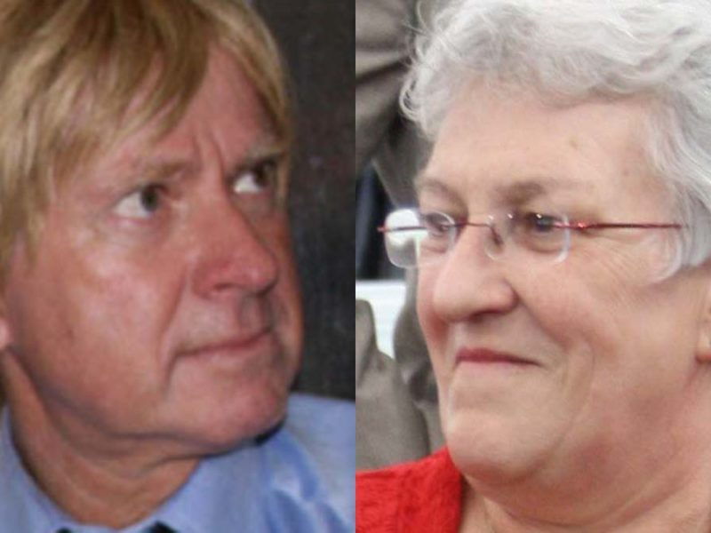 Michael Fabricant and Sue Woodward