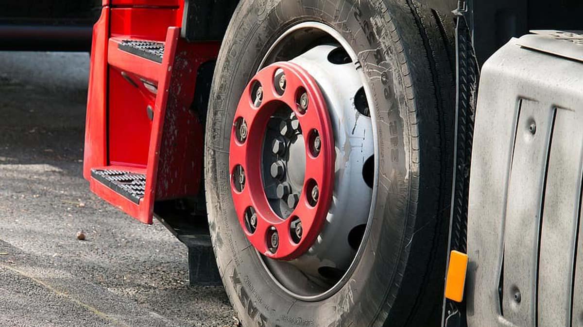 HGV wheels