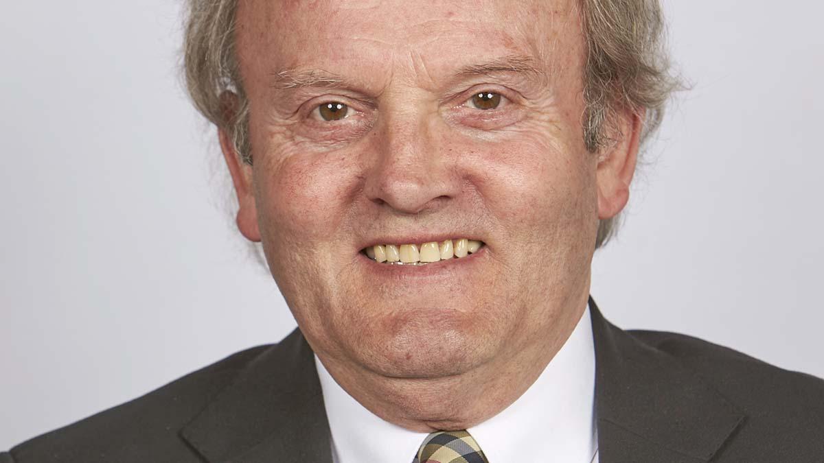 Cllr Brian Yeates