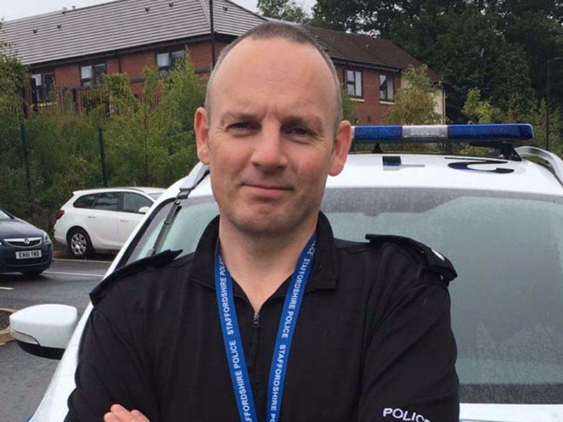 Chief Inspector Mark Ward