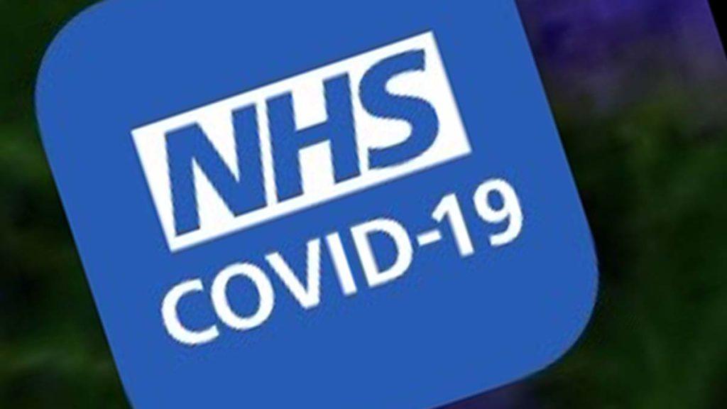 NHS COVID-19 app logo