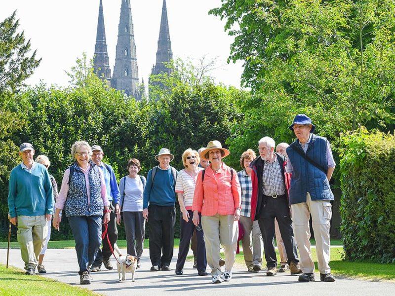 A Visit Lichfield tour